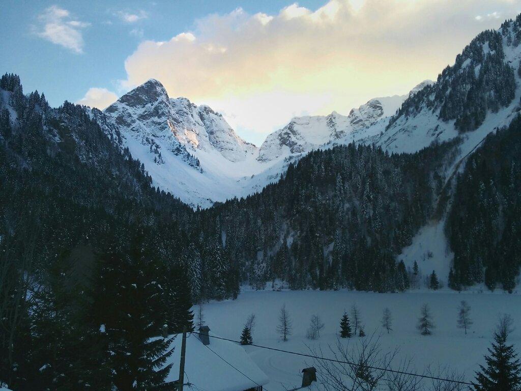 Pointe de la chavache #Montagne