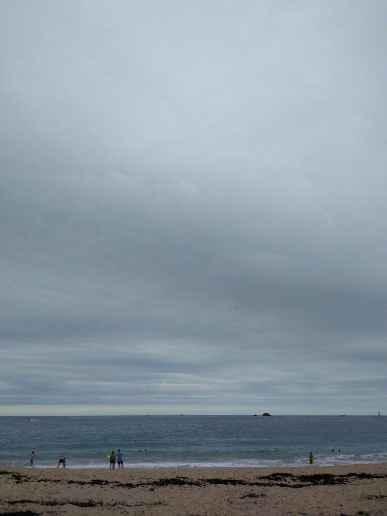 Ciel bleu breton #Bretagne