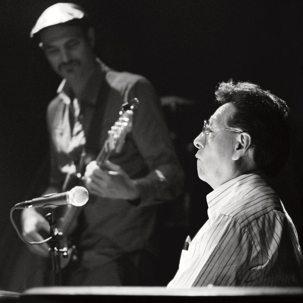 Fernando Silva & Alfredito Linares