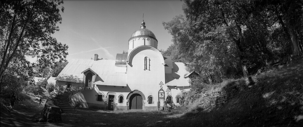Le Monastere orthodoxe de