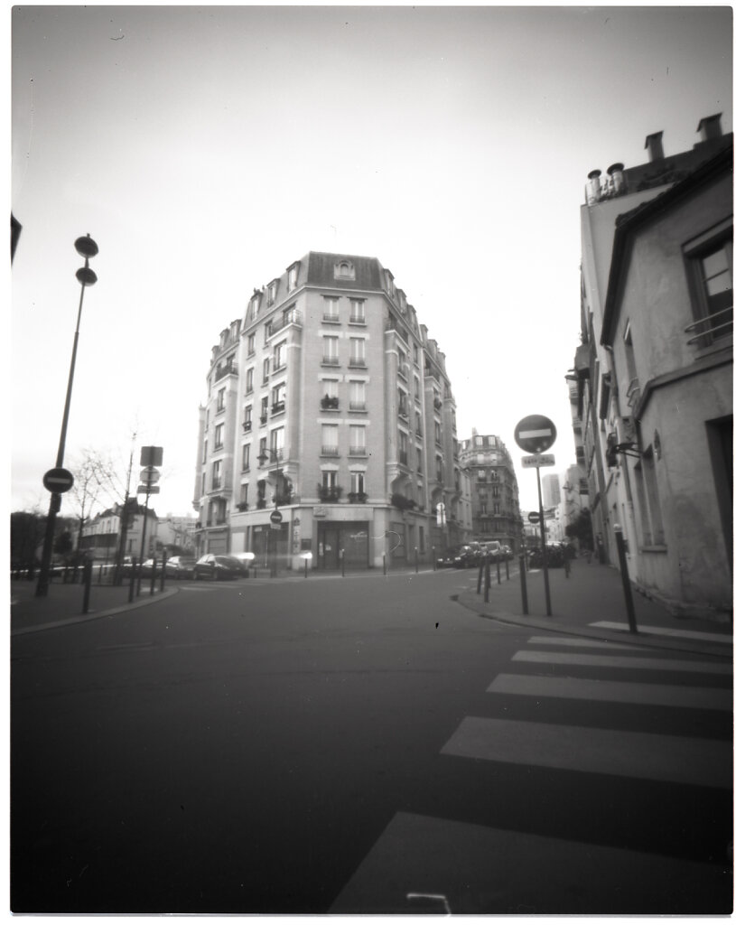 Rue Bourgon