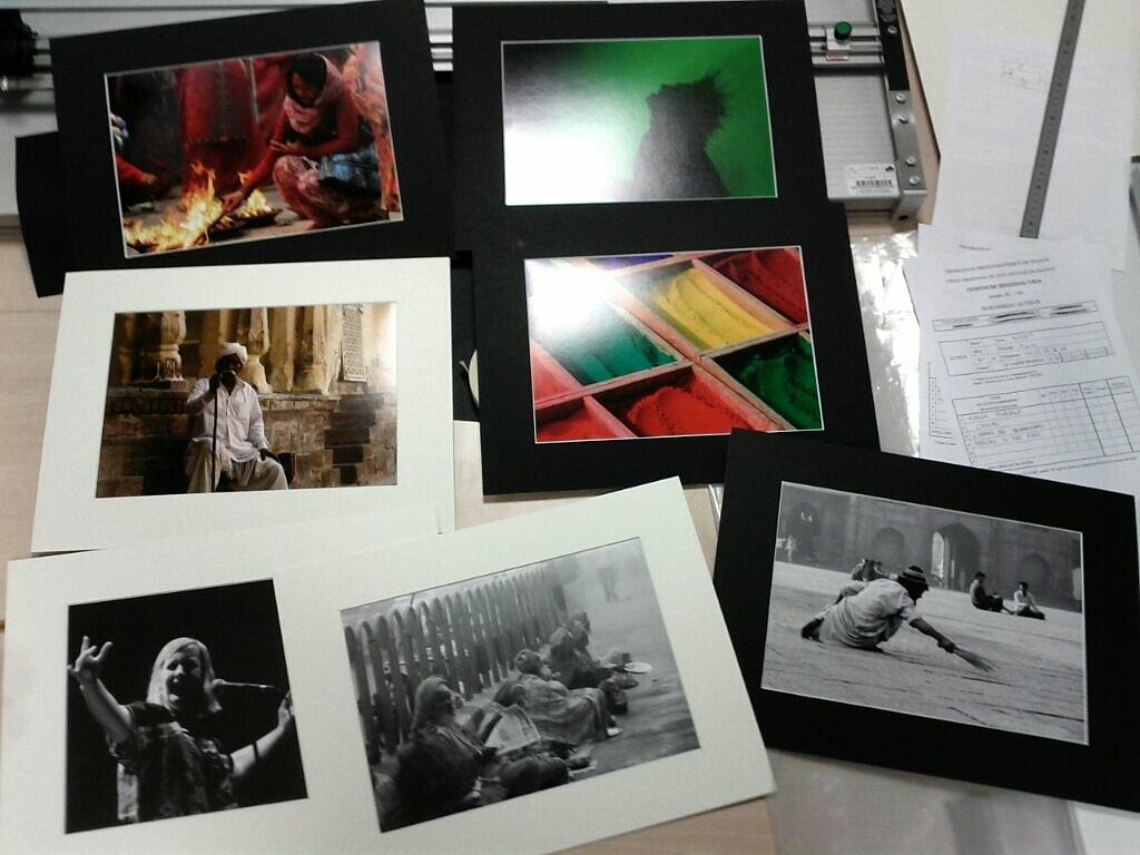 Mes photos pour les concours FPF sont prêtes.