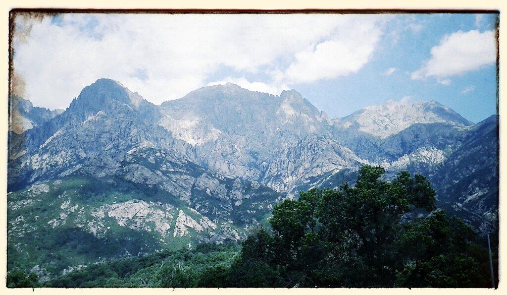 Monte d'Oro #mountains #corsica