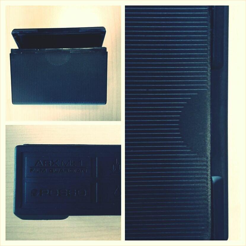 Qui est-ce qui vient de trouver une boîte pour pellicule anti rayon-x dans le fond d'une armoire ? c'est bibi #antixray