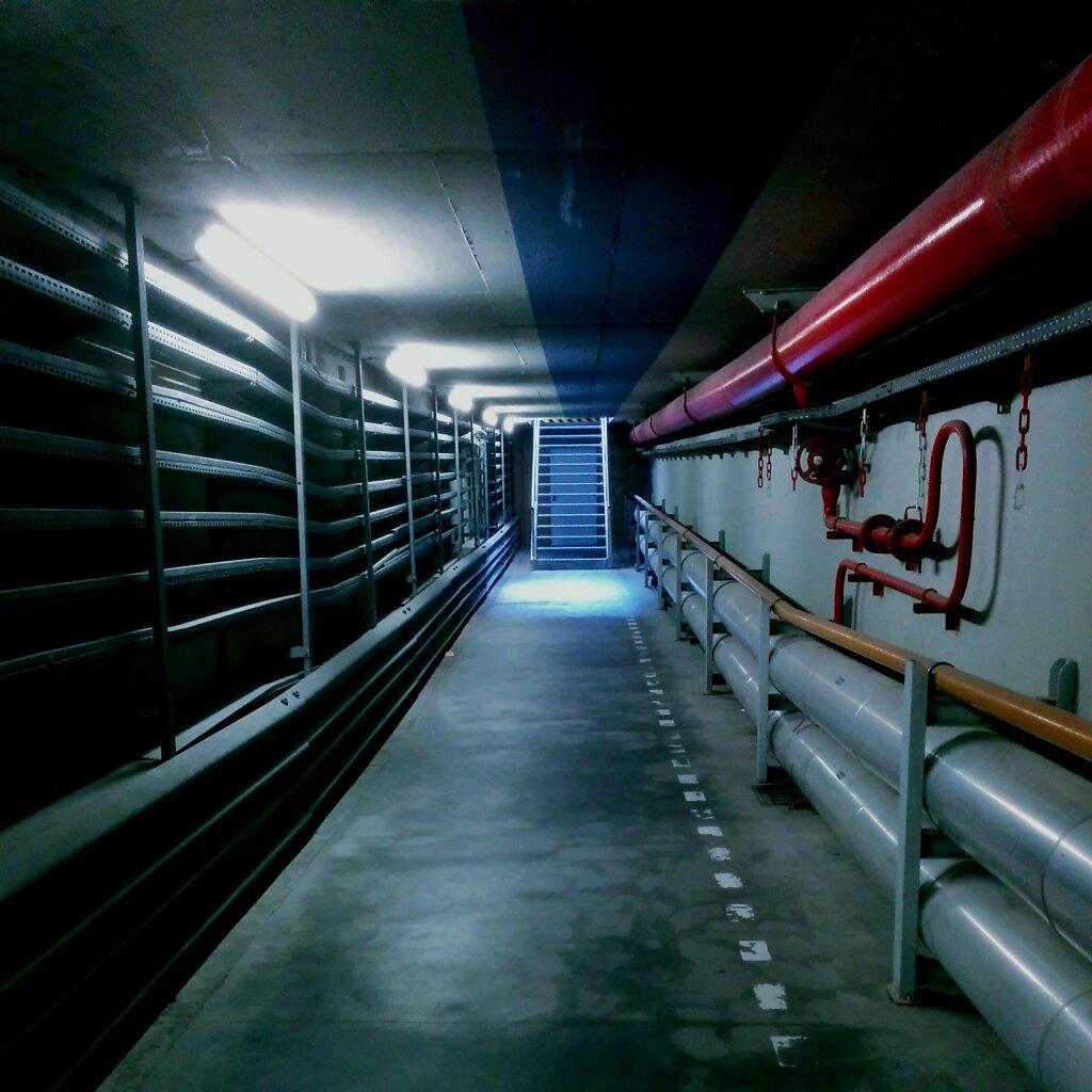 Entrevoir le bout du tunnel !?