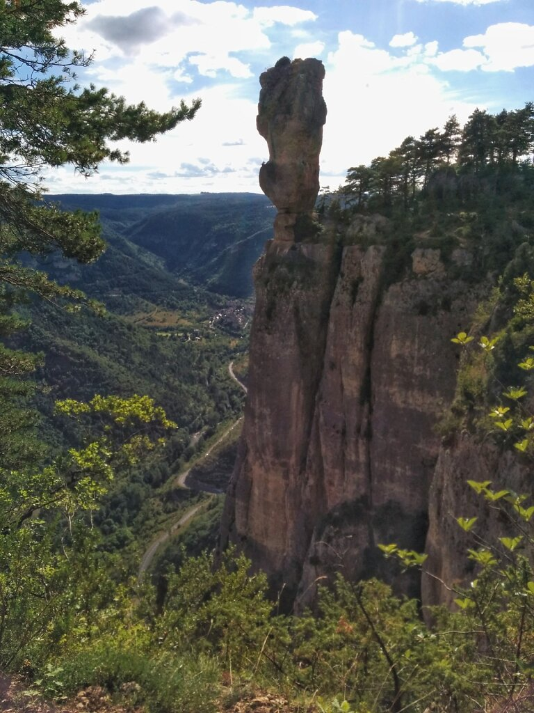 Ma troisieme grande voie #escalade #climbing #falaise #grandevoie