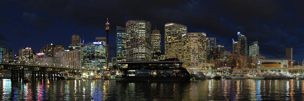 Sidney harbour