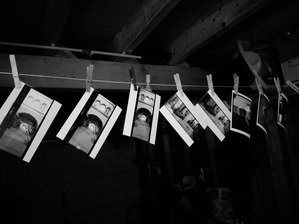 Good darkroom session