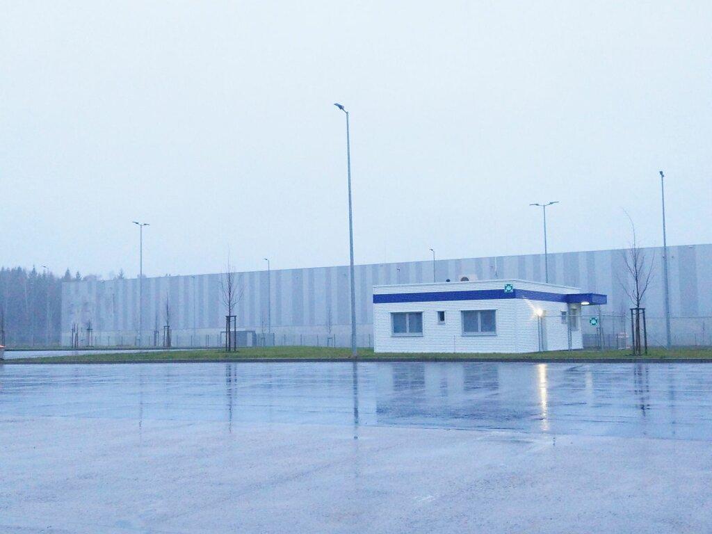 Industriegebiet #bâtiment  #industriel
