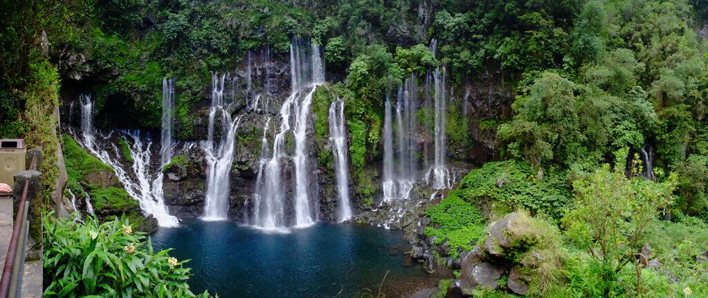 La cascade de grand galet