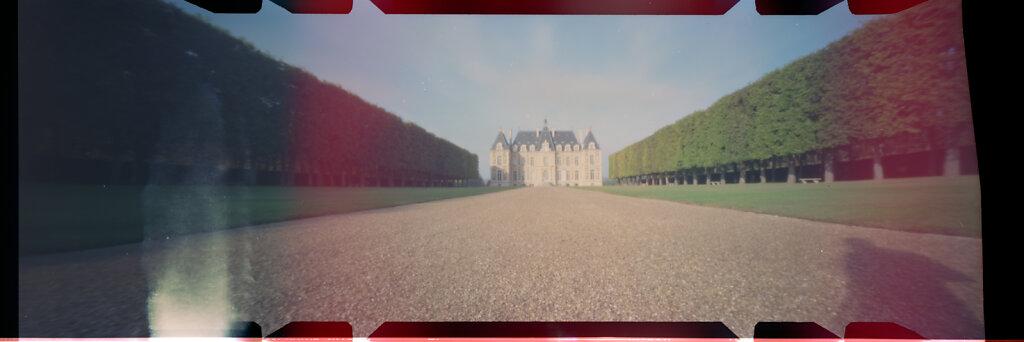 Le chateau de Sceaux