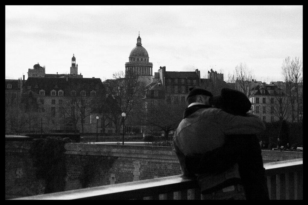 Amoureux parisiens