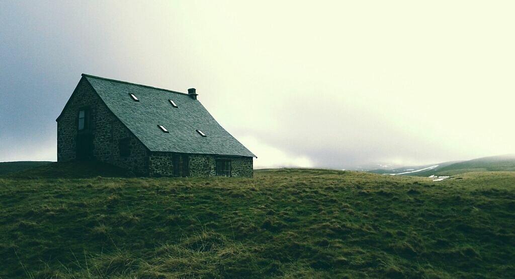 buron du Cézallier #Auvergne #paysage