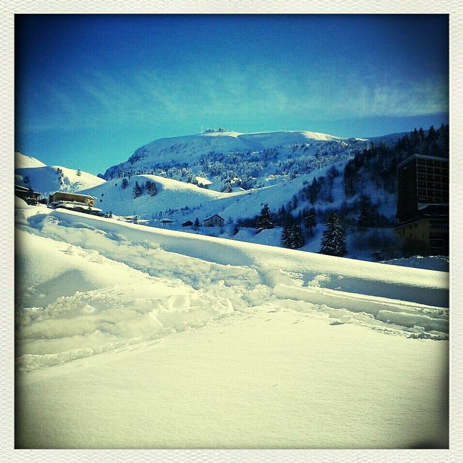 #Montagne #Neige #chamrousse