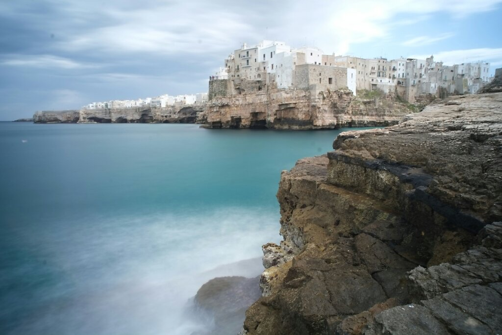 In Puglia #long exposure #Fuji xpro1 #sooc #The Great Outdoors - 2016 EyeEm Awards #pouilles