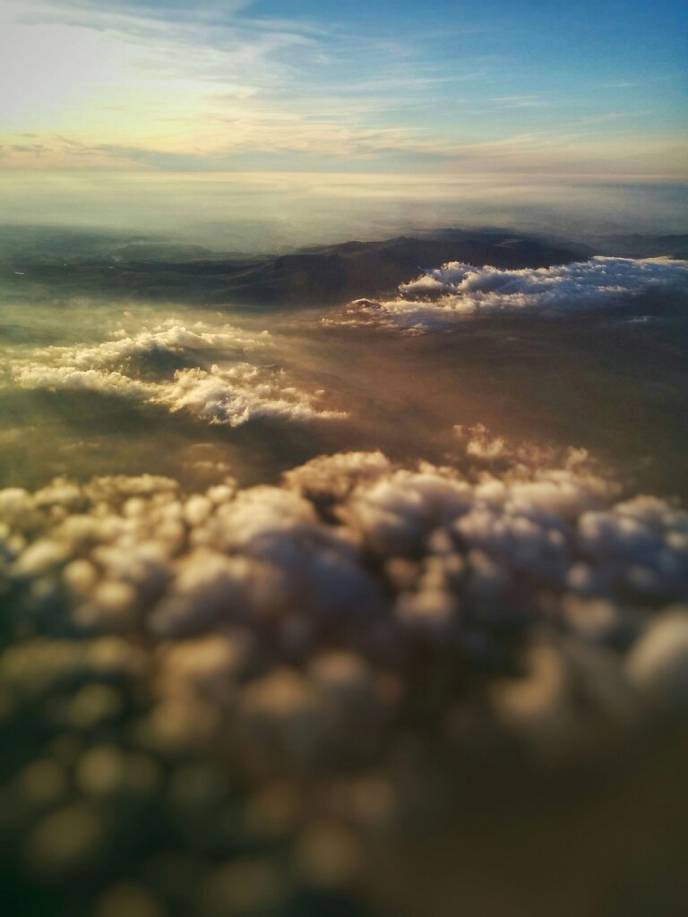 Viewed from above #ciel #sky #nuages #The Great Outdoors - 2016 EyeEm Awards #view from above