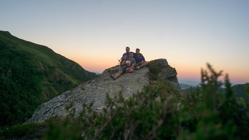 Dent de la Rancune (par la voie normale) : ✅ #escalade #Montagne #Auvergne #climbing