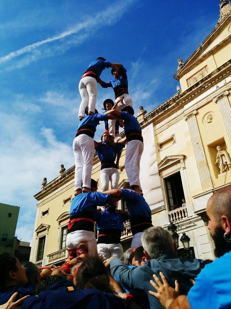 Castellers #Tarragona