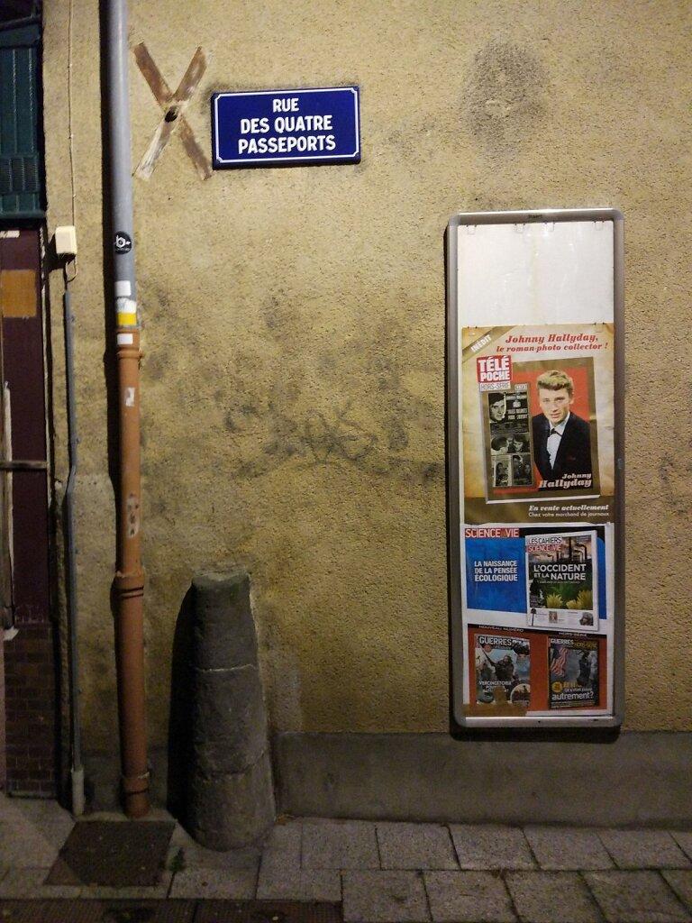 Rue des quatres passeports #clermont-ferrand